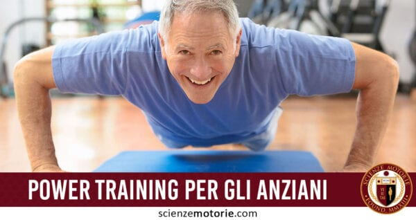 powertraining anziani