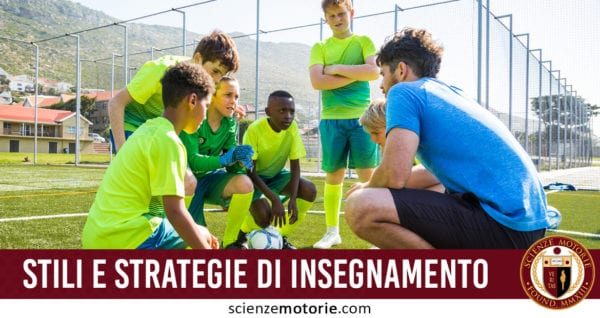 stili e strategie di insegnamento
