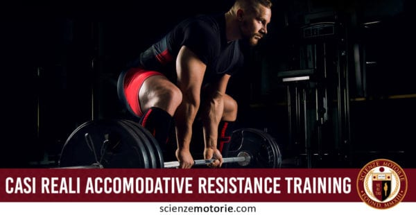 accomodative resistance training